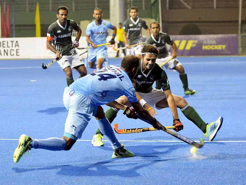 With this victory, India finished on top of Pool A with nine points in three matches. © Hockey India
