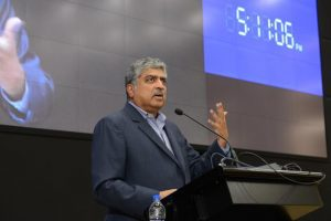 A weak growth outlook amid uncertainty over when Infosys expects to appoint a full-time CEO probably suggests that the worst is not over for Infosys and Nandan Nilekani has a challenging task on hand. Photo: Hemant Mishra/Mint