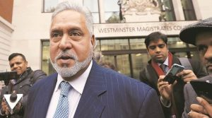 Vijay Mallya outside a court in London. (AP File Photo)