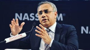 Salil Parekh, who joined the firm as the new CEO on January 2, said he would lay out updated strategic priorities for the company by April after the company maintained its full-year revenue outlook.