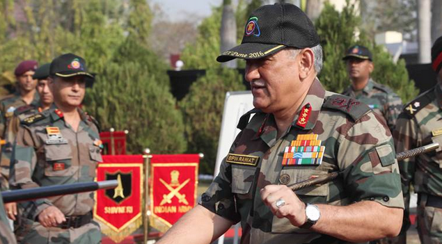 Army Chief General Bipin Rawat, Foreign Secretary Vijay Gokhale and National Security Adviser Ajit Doval held a secret meeting with Bhutan officials on February 6 and 7. (File Photo)