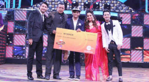 Dance India Dance 6 winner Sanket Gaonkar talks about his victory.