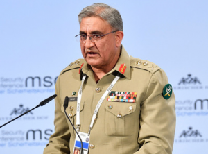 Gen Bajwa asked the American leadership to instead search for the reasons for its failures in the war-torn country.
