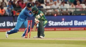After 316 ODIs, MS Dhoni has 295 catches and 106 stumpings.