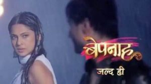 Jennifer Winget shared a new promo of Bepannaah on Twitter.