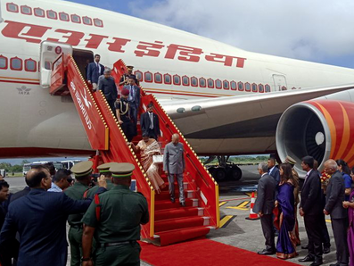 The chartered aircraft for VVIPs — the President, the Vice President and the Prime Minister — for their visits abroad are provided by Air India which modifies its commercial jets to suit the needs of the travelling dignitaries.