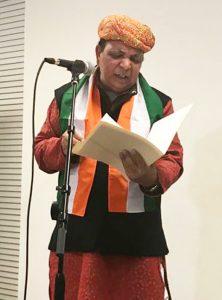 Dr. K.D. Upadhya, President IHA