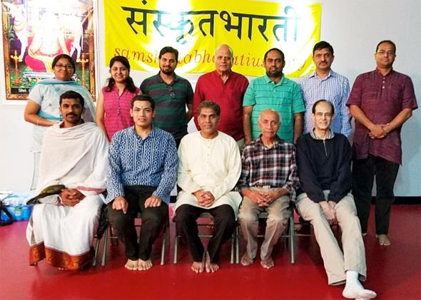 Clockwise from top left: Priyadarshini Subramanian, Priyanka Pramod, Pramod Bharadwaj, Raghu Chakravarthy, Karthik Kiran, Ganesh Ramanna, Sameer Kalaghatagi, Muralidhar Rao, Parameswaran, Harinarayanan, Gururaj Naik and Raghuram Manikkara.