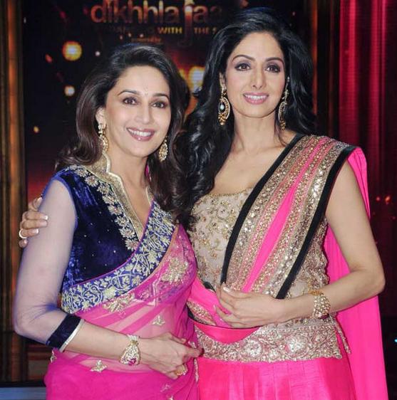 Sridevi & Madhuri