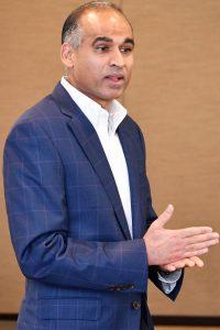 Bhavesh Patel, CEO LyondellBasell