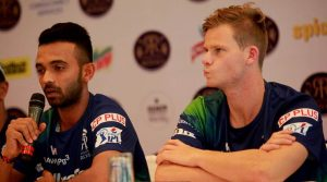 Steve Smith and Ajinkya Rahane are a part of Rajasthan Royals in IPL 2018. (Source: Express Archive photo)