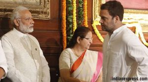 Rahul Gandhi's jibe comes close on the heels of the Cambridge Analytica data leak controversy, where the data analysis firm is at the heart of the case involving alleged breach of Facebook user data.