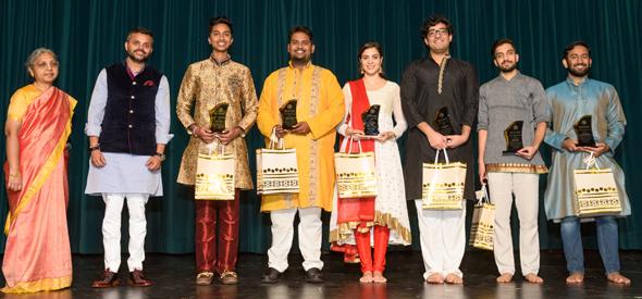 Dr. Hansa Medley, Swapnil Agarwal, Adhi Gopal, Arun Dev Kumar, Eesha Gulati, Akash Dhingra, Jiger Patel, and Ayush Sharma.