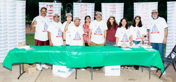 IACF Directors & volunteers