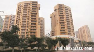 Ready reckoner (RR) rates are market values of properties, which are determined by the government for payment of stamp duty. (Source: Express photo by Jaipal Singh/Representational)