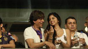 SRK & Suhana