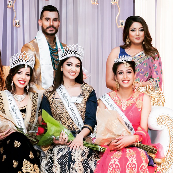New Teen, Miss & Mrs Bollywood International 2018 Crowned