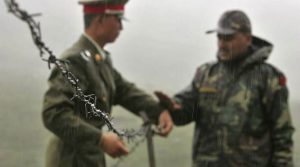 Rejecting the Chinese protest, the Indian Army clarified that its troops were aware of the alignment of the Line of Actual Control (LAC) and the Army shall continue to carry out patrols up to the LAC, the de facto border between the two countries. (Photo: AP)
