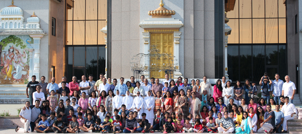 18th Annual Family Camp at Radha Madhav Dham - Austin