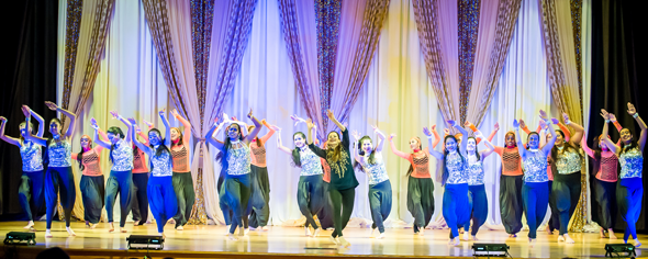 Rhythm India in 1