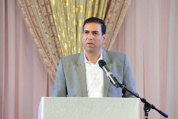 Ashish Ganju, Vice-President SAM USA