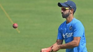 Ajinkya Rahane named captain for Test against Afghanistan.