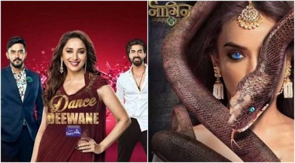Naagin 3 tops the TRP chart.