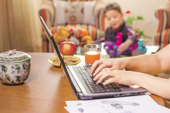 Equal work sharing at home for a two-income household will not come without a struggle and it is far easier to drop out than fight. Photo: iStockphoto