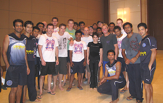 MTS-Movement therapy for Sports with Shane Warne and the Rajasthan Royals- Season 3