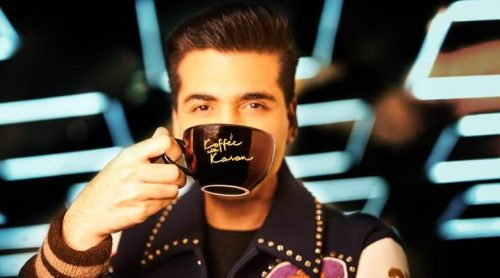 Karan Johar's Koffee with Karan Season 6 will air from October 21.