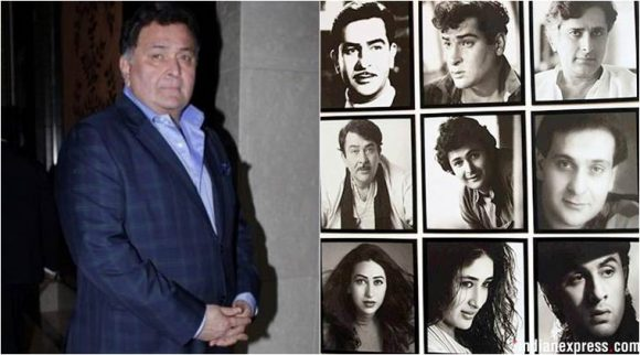 Rishi Kapoor said RK Studio was toting up losses.