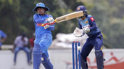 Mithali Raj scored a century against Sri Lanka on Sunday. (Source: AP)