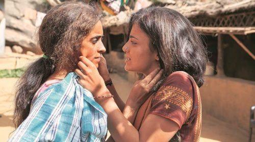 Both Radhika Madan, who is quite a sparkler again in her upcoming Mard Ko Dard Nahin Hota, and Sanya Malhotra, have their moments.