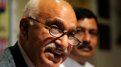 MJ Akbar sues Ramani for defamation