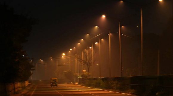 "A day after Diwali on November 7, the air quality in parts of Kolkata had dropped to the ""very poor"" level."
