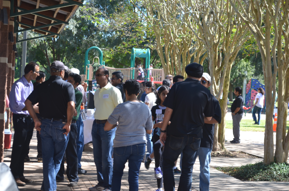 The IITAGH 2018 annual picnic was held on Saturday, 27 October at Lost Creek Park