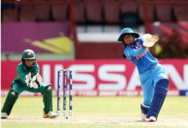 Mithali Raj. (Getty Images)