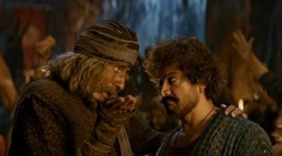 Thugs of Hindostan movie review: Yes, this is thuggery on a large scale, and we the viewers are at the receiving end.