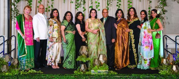 Sharmila Tagore Fans Rush Enmasse to 'Save a Mother' Gala