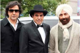 I want to do more films with my sons: Dharmendra
