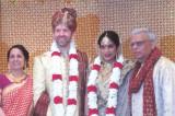 Newlyweds Sonia Tripathi and Matthew Sidorick