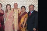 Abhishek Prasad Marries Lillian Fernandez