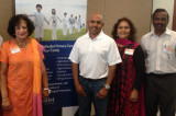 Three Generations Have Fun Together at IACF's Desi Grandparents Day