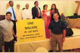 MTS Raises Million Dollars for the Main Temple Project