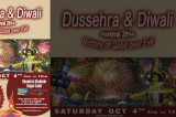 Dusshera and Diwali Mela at Skeeter's Stadium on October 4