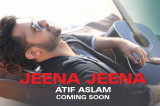 Atif Aslam's mesmerizing romantic song 'Jeena Jeena'