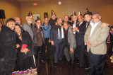 The Band Rocked the New Year's Party at Naren's BB's!!