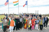 Houston Keeps Spirits High for  India's 66th Republic Day Celebrations at India House