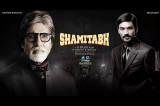 """Amitabh Bachchan in """"SHAMITABH"""""""