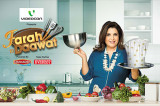 SRK and KJO in Farah Khan's new cookery show